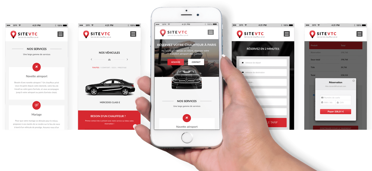 site mobile internet vtc