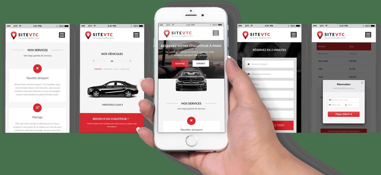 site mobile internet vtc